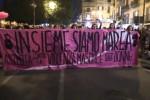 Giornata contro la violenza sulle donne, un migliaio al corteo a Palermo
