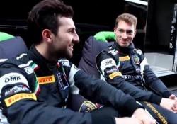 «Così vinciamo con la Lambo Huracàn GT3»: i I piloti Mirko Bortolotti e Andrea Caldarelli e i segreti del Grasser Racing Team