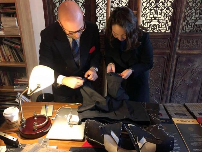 Dalla sicilia a pechino: la moda sartoriale palermitana anche in