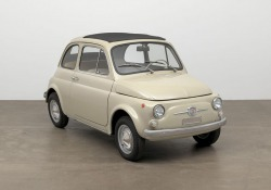 Fiat 500 regina del MoMa, vince il Corporate Art Award
