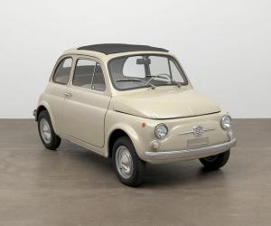 Fiat 500 regina del MoMa, vince il Corporate Art Award