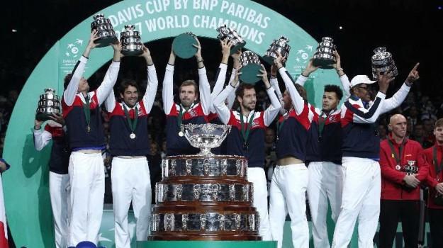 Davis Cup, Sicilia, Sport
