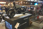 Moto Guzzi all'EICMA svela Concept V85,il futuro dell'Aquila