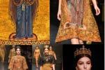 Moda e arte religiosa, confronto al Met