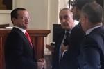 L'arresto di De Luca: sarà interrogato sabato. In tribunale per un altro processo