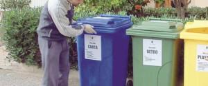 Raccolta differenziata ad Agrigento, contenitori distribuiti anche nelle frazioni