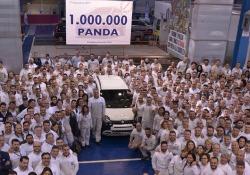 Fca, prodotta a Pomigliano milionesima Panda
