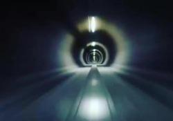 Il treno supersonico che viaggia in un tunnel grazie alla levitazione magnetica: nel prossimo futuro potremo fare Milano-Roma in 25 minuti
