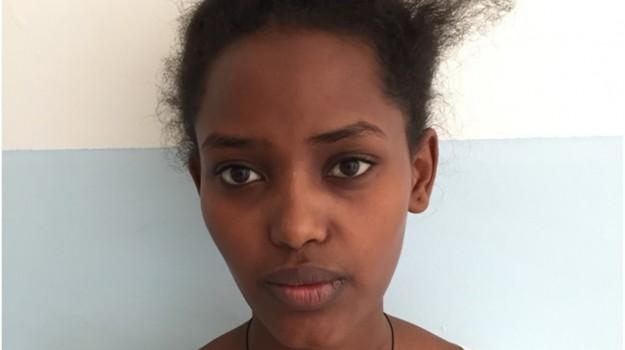 Eritrea scomparsa Salaparuta, Trapani, Cronaca
