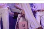 Moda: una capsule tutta rosa per Fendi