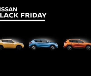 Black Friday Nissan super-offerte su Juke, Quasqai e X-Trail