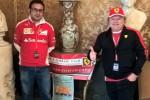 Il Ferrari scrittore, le Rosse protagoniste al festival del libro di Monreale