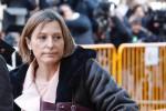 Arrestata la presidente del Parlamento catalano: accusata di ribellione