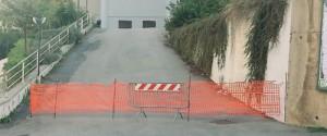 La grossa frana in via Guastaferro a Caltanissetta: i proprietari parti civile al processo