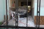 La fuga di gas e poi l'esplosione, le immagini da Tommaso Natale - Video