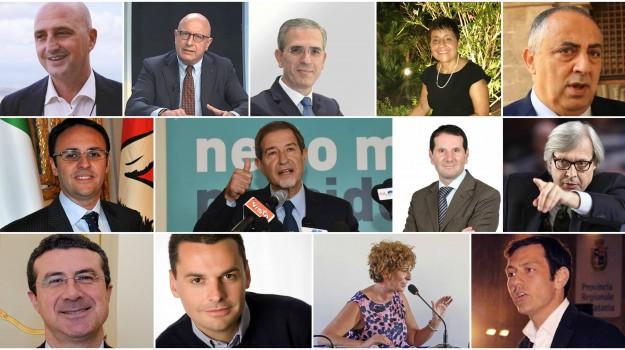 assessori regione sicilia, giunta regionale, regionali sicilia 2017, Nello Musumeci, Sicilia, Politica
