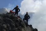 Guida abusiva accompagnava i turisti in vetta sull'Etna, una denuncia