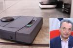 Giacomo Marini è il presidente e ad dell'azienda Usa. Nel 1981 fondò Logitech, ancora oggi leader mondiale negli accessori per computer: «Allora la nuova frontiera erano i pc e il mouse. Oggi la robotica e l'intelligenza artificiale. Cambieranno le nostre case nei prossimi decenni»