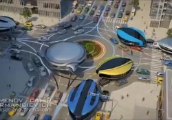 Il visionario progetto che potrebbe rivoluzionare le nostre vite ed eliminare il problema del traffico urbano