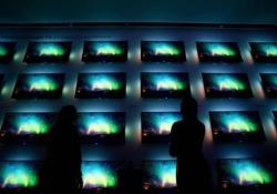 Alla fiera di Berlino presentati nuovi tv con risoluzioni stellari e dimensioni sempre più imponenti