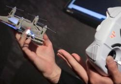 Alla fiera di Berlino oggetti connessi e realtà virtuale. E sono tanti i produttori che hanno scelto come tema il mondo di Guerre Stellari