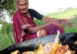 Il pollo fritto «village style» di nonna Mastanamma
