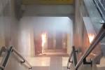 Incendio alla stazione di Bagheria: il secondo caso in ventiquattr'ore