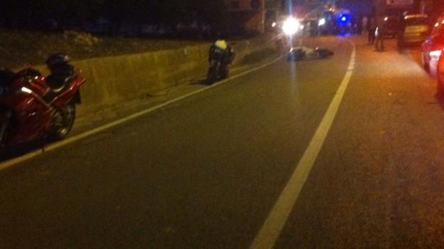 incidente mortale moto, Raffaele Emanuele Fontebrera, Trapani, Cronaca
