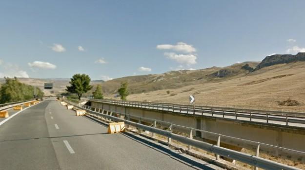 autostrada, Palermo-Catania, ponte cinque archi, Enna, Cronaca