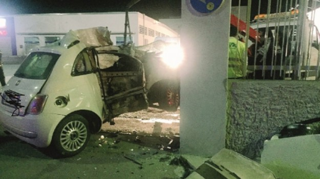 incidente trapani, Trapani, Cronaca