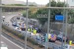 Villabate, scontro fra camion sulla A19: perde la vita a 46 anni