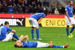 È finita: l'Italia è fuori dai Mondiali Azzurri in lacrime dopo la partita
