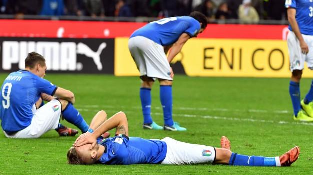 italia fuori dai mondiali, Italia-Svezia, Sicilia, Sport
