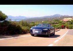 La Costa Smeralda di Audi«Home of quattro» sostenibile