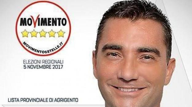 arrestato la gaipa, m5s, Fabrizio La Gaipa, Sicilia, Cronaca