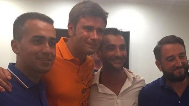 arrestato la gaipa, m5s, Fabrizio La Gaipa, Agrigento, Cronaca