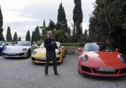 La prova della Porsche 911 GTS