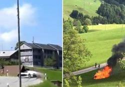 Il conduttore di Grand Tour è uscito di strada in Svizzera