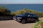 Le colonnine Audi a San Pantaleo«Home of Quattro» della sostenibilità