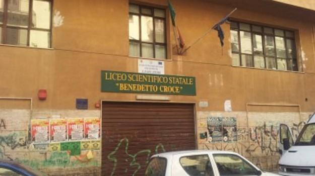 liceo scientifico, occupato liceo, occupazione studenti, Palermo, Cronaca