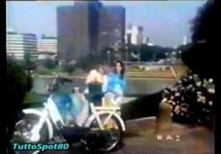Lo spot del Ciao: 1982. La riconoscete?