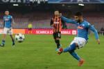 Il Napoli batte 3-0 lo Shakhtar e ora spera nel miracolo