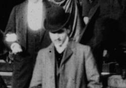 Marcel Proust a inizio '900, una rarissima immagine video dello scrittore francese