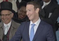 Il fondatore di Facebook svela come conobbe Priscilla Chan