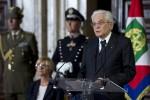 """Mattarella firma e promulga il """"Rosatellum"""": sarà la legge con cui si voterà alle prossime elezioni"""