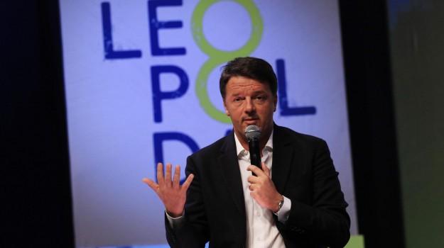 leopolda pd, Angelino Alfano, Giuliano Pisapia, Marco Minniti, Matteo Renzi, Sicilia, Politica