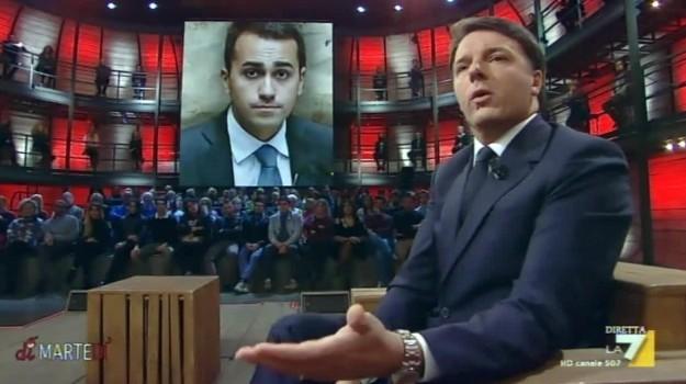 partito democratico, Luigi Di Maio, Matteo Renzi, Sicilia, Politica