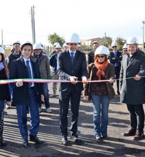 E-Distribuzione inaugura una nuova cabina primaria a Modica