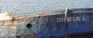 Affondato in Libia un motopesca mazarese sequestrato nel 2012