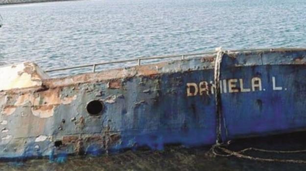 motopesca affondato, Trapani, Cronaca